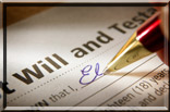 wills and probate mansfield
